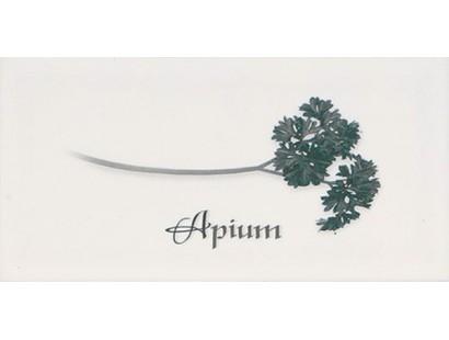 Декор Ape Biselado Decor Blanco Apium 10x20 см