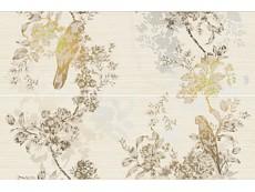 Панно Ragno Wallpaper Decoro C2 Bianco R4GY компл из 2шт 25x76 см
