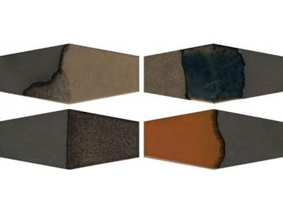 Декор ABK Interno 9 Losanga Raku Mix (I9R03052) 19,5x8,5 см
