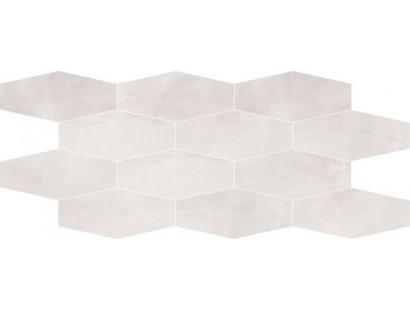 Мозаика ABK Interno 9 Mosaico Losanga Pearl (I9R03051) 30x60 см