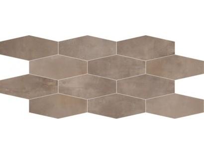 Мозаика ABK Interno 9 Mosaico Losanga Mud (I9R03251) 30x60 см