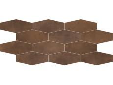 Мозаика ABK Interno 9 Mosaico Losanga Rust (I9R03301) 30x60 см