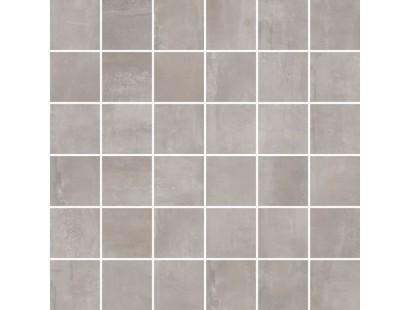 Мозаика ABK Interno 9 Mos.Quadretti Silver (I9R09151) 30x30 см