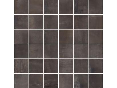 Мозаика ABK Interno 9 Mos.Quadretti Dark (I9R09201) 30x30 см