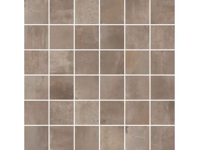 Мозаика ABK Interno 9 Mos.Quadretti Mud (I9R09251) 30x30 см