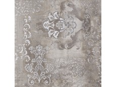 Декор Ascot Steelwalk Ins.Silk Nikel 59,5x59,5 см