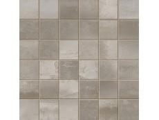 Мозаика Ascot Steelwalk Mix Nikel Rett ( 36Pz ) 29,6x29,6 см