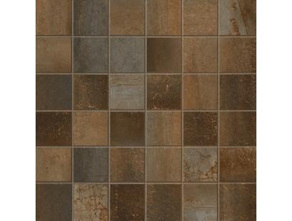Мозаика Ascot Steelwalk Mix Rust Rett ( 36Pz ) 29,6x29,6 см