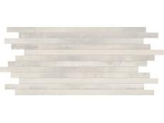 Мозаика Ascot Steelwalk Stick Crome Rett 29,6x59,5 см