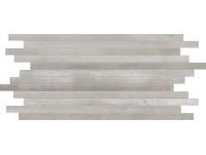 Мозаика Ascot Steelwalk Stick Nikel Rett 29,6x59,5 см
