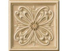 Декор Vallelunga Rialto Crema Form. Floreale Pain. 15x15 см