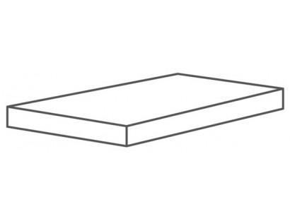 Ступень Cerdomus Supreme Angolo Sn Grad.C.Retta Beige Nat. (75508) 33x120 см