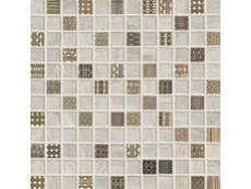 Мозаика Ascot Gemstone Mosaico Gem Ivory 29,1x29,1 см