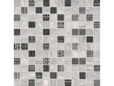 Мозаика Ascot Gemstone Mosaico Gem White/Silver 29,1x29,1 см