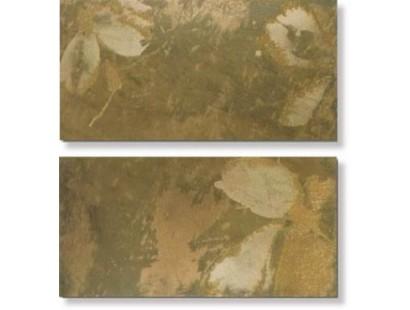 Декор Ceramiche Brennero Goldeneye Euphoria Dec. Gold 25,1x50,5 см
