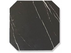 Керамогранит Equipe Octagon Marmol Negro 20x20 см