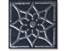 Вставка Equipe Octagon Taco Decor Negro 4,6x4,6 см