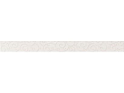 Бордюр Atlas Concorde Desire Charme Listello White 4,6x50 см