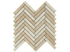 Мозаика Atlas Concorde Force Wall Light Herringbone Mosaic 29,8x29,3 см