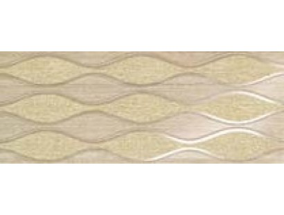 Декор Atlas Concorde Sinua Wall Wave Crema 20x50 см