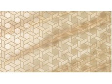 Декор Atlas Concorde Supernova Marble Wall Elegant Honey Hexagon 31,5x57 см