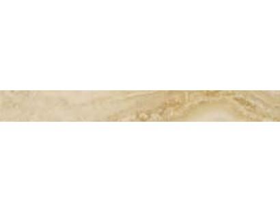 Бордюр Atlas Concorde Supernova Onyx Floor Honey Amber Listello Lappato 7,3x59 см