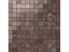 Мозаика Atlas Concorde Supernova Onyx Wall Black Agate Mosaic 30,5x30,5 см