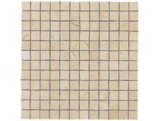 Мозаика Atlas Concorde Supernova Stone Wall Cream Mosaic 30,5x30,5 см