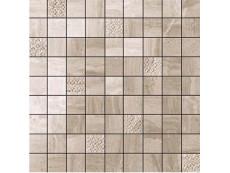 Мозаика Atlas Concorde Suprema Wall Walnut Mosaic 30x30 см