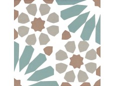Плитка Elios Deco Anthology Etnic B Light Blue 20x20 см