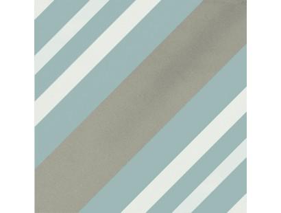 Плитка Elios Deco Anthology Geo A Light Blue 20x20 см