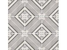 Керамогранит Equipe Art Nouveau Inspire Grey (24415) 20x20 см