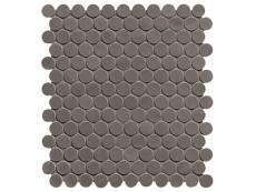 Мозаика Fap Ceramiche Boston Argilla Round Mosaico 29,5x32,5 см