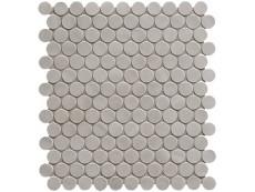 Мозаика Fap Ceramiche Boston Cemento Round Mosaico 29,5x32,5 см