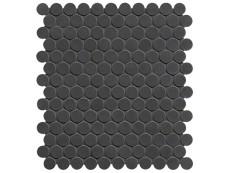 Мозаика Fap Ceramiche Boston Lavagna Round Mosaico 29,5x32,5 см