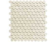 Мозаика Fap Ceramiche Boston Sabbia Round Mosaico 29,5x32,5 см