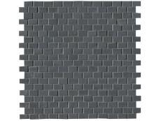 Плитка Fap Ceramiche Brooklyn Carbon Brick Mosaico 30x30 см
