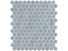 Плитка Fap Ceramiche Brooklyn Sky Round Mosaico 29,5x32,5 см