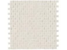 Плитка Fap Ceramiche Brooklyn Snow Brick Mosaico 30x30 см