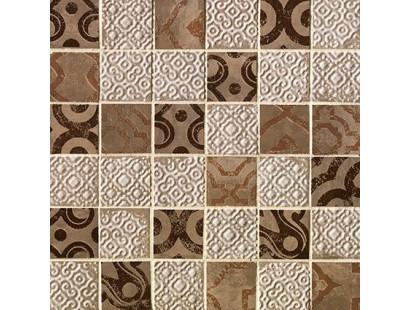 Мозаика Fap Ceramiche Creta Maiolica Beige Mosaico 30,5x30,5 см