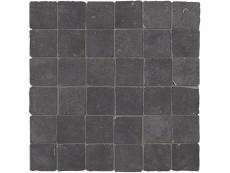 Мозаика Fap Ceramiche Maku Dark Gres Macromosaico Matt 30x30 см