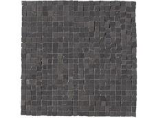 Мозаика Fap Ceramiche Maku Dark Gres Micromosaico Matt 30x30 см