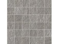 Мозаика Fap Ceramiche Maku Grey Gres Macromosaico Out 30x30 см
