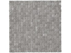Мозаика Fap Ceramiche Maku Grey Gres Micromosaico Matt 30x30 см