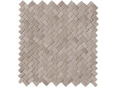 Мозаика Fap Ceramiche Maku Nut Gres Mosaico Spina Matt 30x30 см