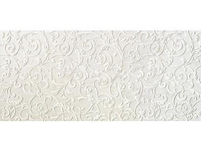 Декор Fap Ceramiche Roma Diamond Acanto Carrara Inserto 50x110 см