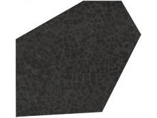 Керамогранит Fap Ceramiche Roma Diamond Caleido Frammenti Black 37x52 см