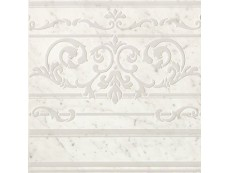 Декор Fap Ceramiche Roma Diamond Carpet Border Carrara 60x60 см