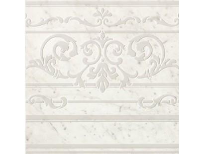 Декор Fap Ceramiche Roma Diamond Carpet Border Carrara 60x60 см