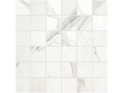 Мозаика Fap Ceramiche Roma Diamond Statuario Macromosaico 30x30 см
